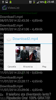 Screenshot of vDownloader - Video Download