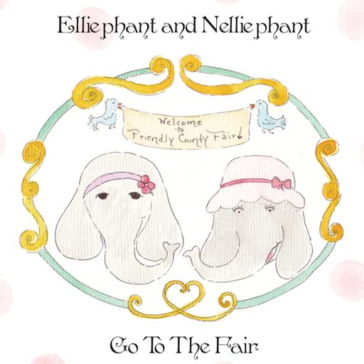 Elliephant & Nelliephant LOGO-APP點子