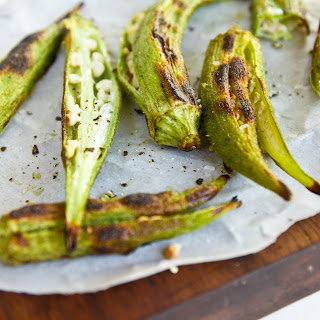 Grilled Okra Recipes