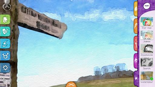 Paper Artist - screenshot