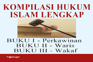 Screenshot of KOMPILASI HUKUM ISLAM - KHI