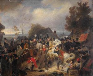 RIJKS: Cornelis Kruseman: painting 1839