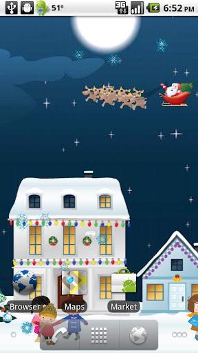 圣诞小镇精简版