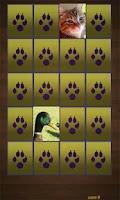 Screenshot of لعبة الذاكرة و اصوات الحيوانات