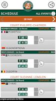 Screenshot of Roland Garros 2014