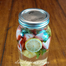 Infused Water | Limenade Mojito