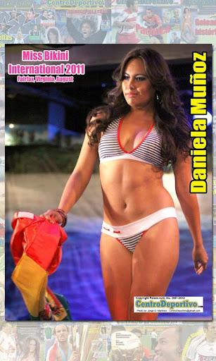 Miss Bikini 2011 - Daniela