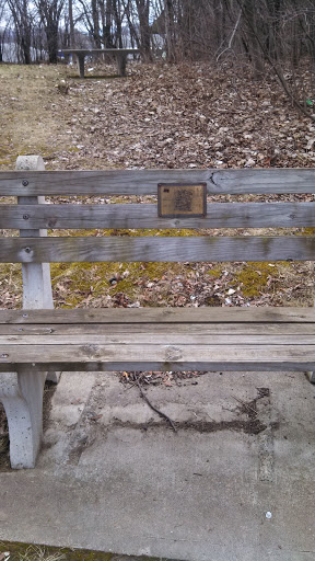 Lucille Casavant Memorial Bench