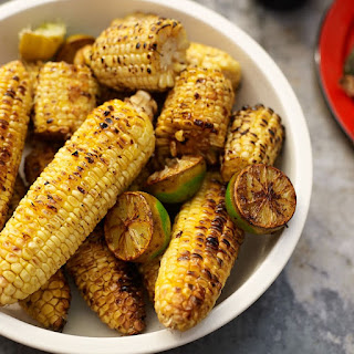 Grilled Corn on the Cob with House Rub