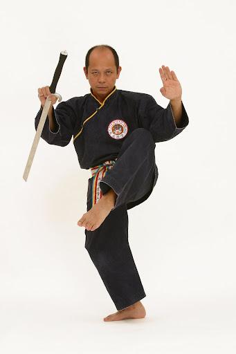 Maître Pham Xan Tong, fondateur du Qwan Ki Do