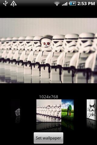 【免費個人化App】Wallpaper for Star Wars fans-APP點子