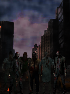 Zombie Road Survivor - screenshot