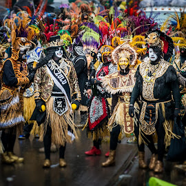 New Orleans Mardi Gras Zulu by Sheldon Anderson - News & Events US Events ( new orleans, parade, street, mask, people, mardi gras, zulu,  )
