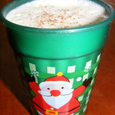 Creamy Kid-Friendly Eggnog