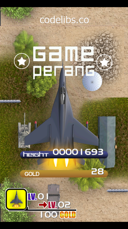 War games Screenshot