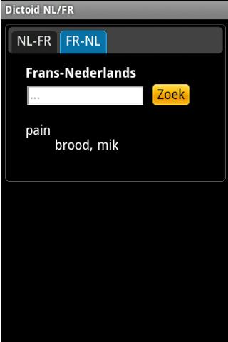 Dictoid NL-FR