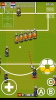 Screenshot of PORTABLE SOCCER DX