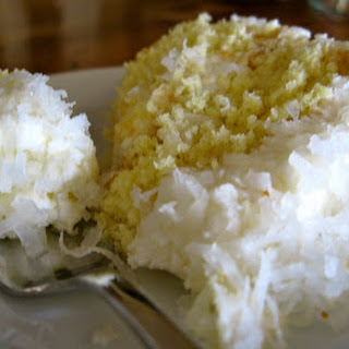 Southern Coconut Cake