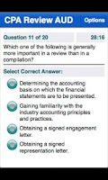 Screenshot of CPA Review - AUD