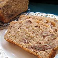 Southern Living's Cream Cheese Banana Nut Bread...healthier Vers