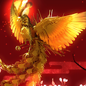 Gold Suzaku icon