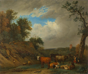 RIJKS: after Paulus Potter: painting 1651
