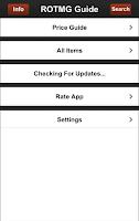 Screenshot of ROTMG Unofficial Guide