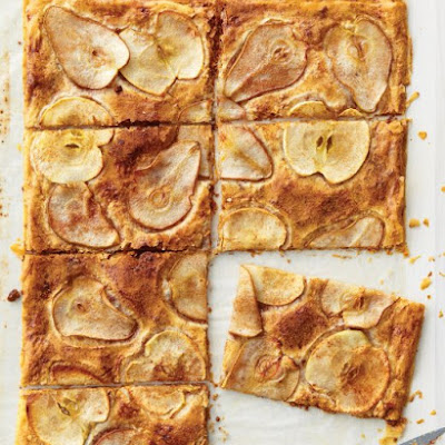 Pear and Apple Phyllo Crisp