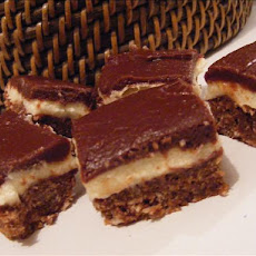Chocolate Butter Cream Bars