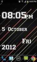 Screenshot of Super Digital HD Clock