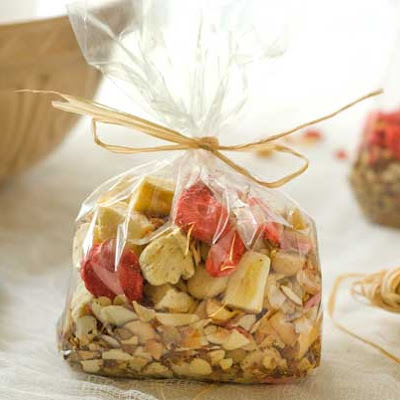 Gluten Free Tropical Trail Mix