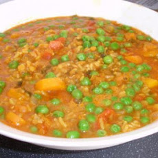 African Vegetable Stew