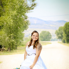 by Christi Wehner - Wedding Bride