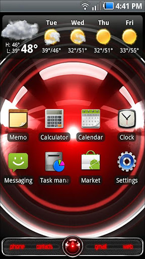 Download Linear (ADWTheme) APK for Android - (3.7M)
