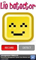 Screenshot of Lie Detector FREE PRANK