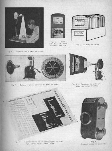 Robert Goldschmidt (1877-1935) (BE).Werkt mee aan een procédé voor de miniaturisatie van boeken: de microfotografie.