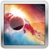 Space Treasure Live Wallpaper APK for Bluestacks