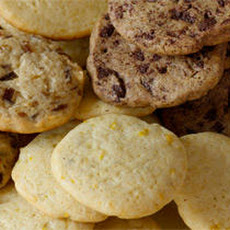 Meyer Lemon and Black Pepper Cookies Recipe