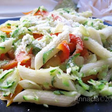 Zucchini and Penne Toss