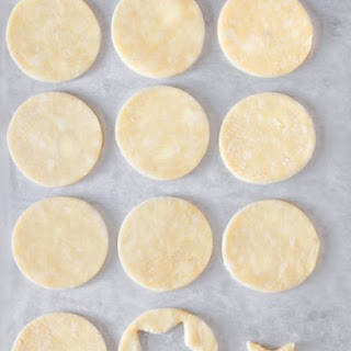 Eggless Pastry Dough Recipes