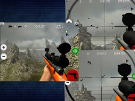 Screenshot of WolvesComing 3D Shooting Free