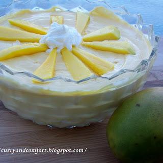 Mango Mousse Without Gelatin Recipes