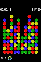 Screenshot of Pop Bubble ++