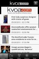 Screenshot of KVOA