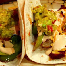 Smokey Chipotle Steak Tacos