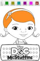 Screenshot of Coloring Games for Girls