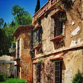 Ronda House by Jim Lipschutz - Buildings & Architecture Homes ( building, europe, old world, cadiz, travel, architecture, spain )
