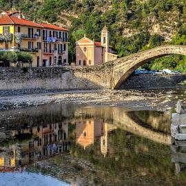 dolceaqua ITALIE by Cédric Nouvel - City,  Street & Park  Historic Districts