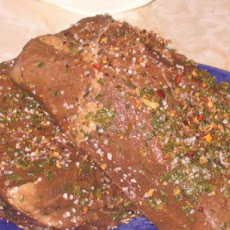 Garlic and Herb Marinade for Steak