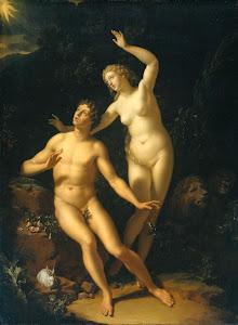 RIJKS: Adriaen van der Werff: painting 1717
